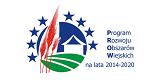 Logo Programu Rozwoju Obszarów Wiejskich na lata 2014-2020