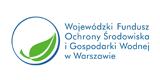 Logo Wojewodzkiego Funduszu Ochrony Srodowiska i Gospodarki Wodnej w Warszawie
